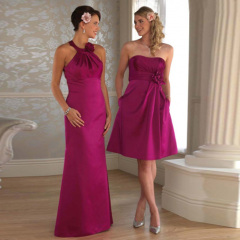 Classic Bridesmaid-Wedding Dress