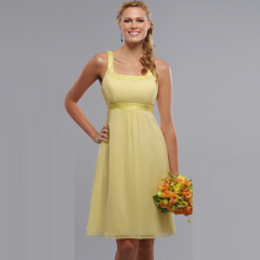 Bridesmaid Gown Dress