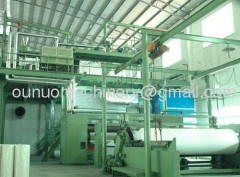china non woven fabric making machine