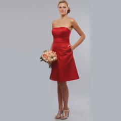 Bridesmaid-Wedding Dress
