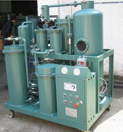 Used Industrial Oil Filtering Unit, Lubricating Oil Treatment System, Lube Oil filtration equipment