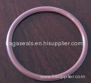 FEP viton coated o ring