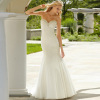 Mermaid Beaded Voyage Wedding Dresses
