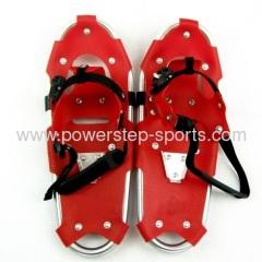 anti-slip aluminium high quality running snow shoes