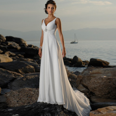 Newest Beach Wedding Dresses