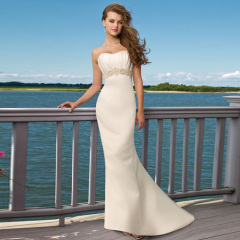 Sexy Mermaid Beach Wedding Dresses