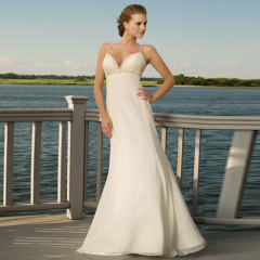 2013 Sexy Beach Wedding Dresses