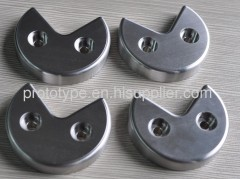 Industrial equipment prototype CNC small batch manufacturing