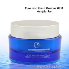 plastic jar container