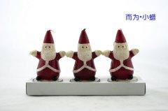 Santa Claus Candle (RC-0040)
