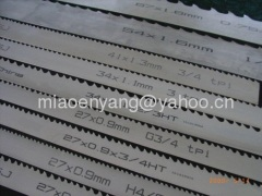M42 Bimetal bandsaw blade