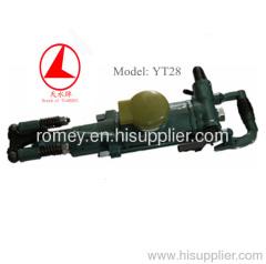 YT28 air hammer jack hammer