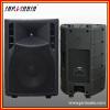 "15"" 2 way plastic speaker cabinet+MP3+LCD+SD+Bluetooth"