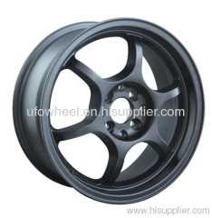 AFTERMARKET ALLOY WHEEL GUNMETAL