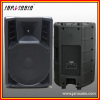 Pro Plastic Active Speaker Box with MP3/USB/SD/DVD/CD/EQ