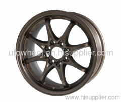 Alloy Wheel Bronze finish