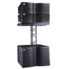 line array speaker sound audio