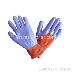 latex protective gloves