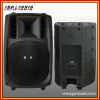 15inch Passive plastic speaker cabinet