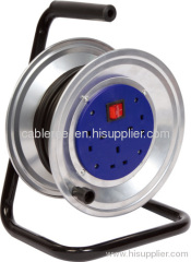 13A 3120W British Extension Cord Reel