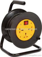 Qunce 3150-1 Multifunction Cable reel with metal stand