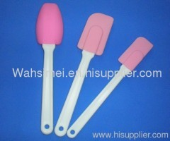 Silicone Shovels With Stainless Steel Handle