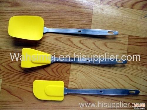 eco- friendly silicone shovels