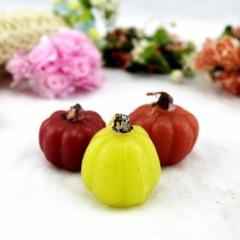 Colour Pumpkin Craft Candle (RC-424)