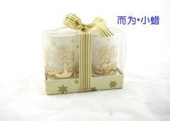 Christmas Gift Candle (RC-0066&RC-0067)