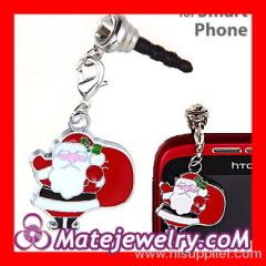 Christmas Earphone Jack Plug Charm