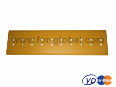 Antiwear heavy equipment spare part scraper blades 9J4369