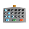 Epoxy resin membrane keyboard/membrane switch key/membrane button