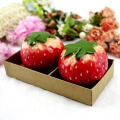 Strawberry Craft Candle (RC-462)