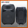 "15"" 2 way multimedia plastic speaker box"