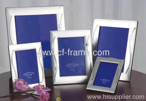 35x5 Metal Sliver Plated Tabletop Frame From China Manufacturer