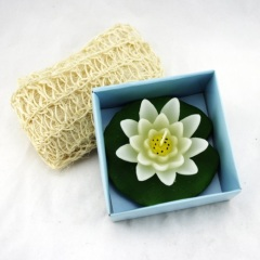 Water Lily Craft Candle (RC-276)