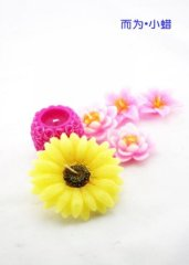 Sunflower Craft Candle (RC-0035)
