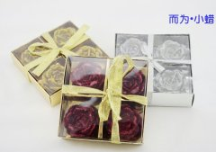 Rose Gift Craft Candle (RC-0006-1&RC-306)