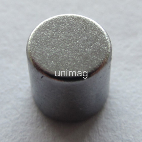 Alnico Magnet with metal finish