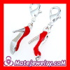 Cheap Trendy Jewels Thomas Sabo Red Enamel High Heel Charms