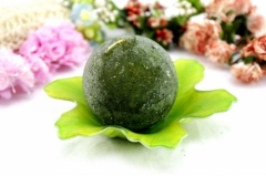 Green Ball Craft Candle (RC-387)