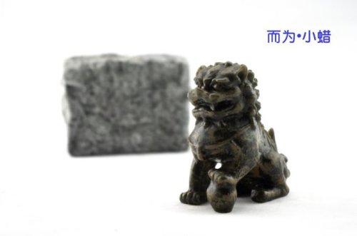 Iion Wax Statue Craft Candle