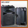 8inch 2 way Plastic speaker Boxes
