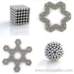 NdFeB magnetic ball toy