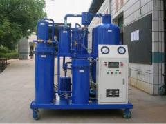 Lubricating Oil Dehydraion And Filtration System,TYA Series Oil Purifier,Lube Oil Treatment