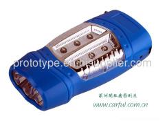 Custom led design Hid Light Torch