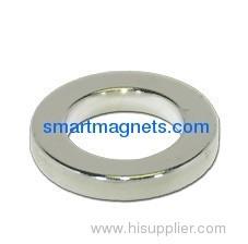 N35 ring sintered neodymium magnets