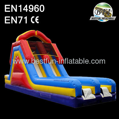 Monster Inflatable Slide