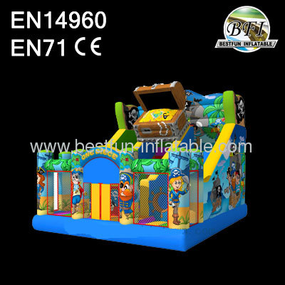 New inflatable slide for 2013