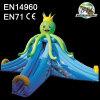 Pvc Tarpaulin Octopus Inflatable Slide